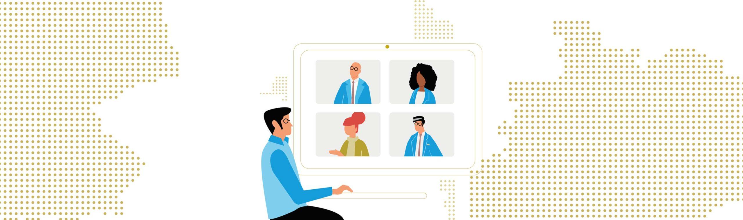 Tipps für entspannte und erfolgreiche Videokonferenzen